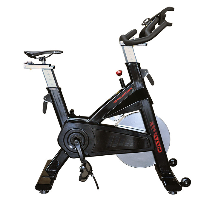 Steelflex sf 850 bike fitness equipment for Indoor cycle design